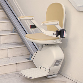 SAN FRANCISCO CA Acorn Outdoor Stairlift