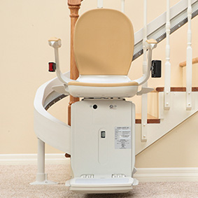 Curved Stair Lift Solution The Acorn 180